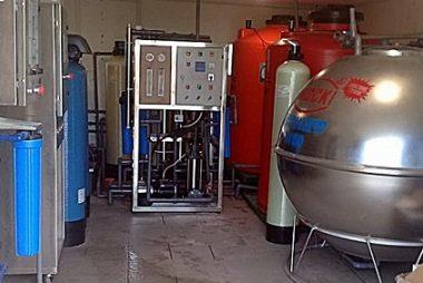 Mesin RO Air Laut